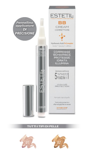 BB Cream Correttore 5 In 1